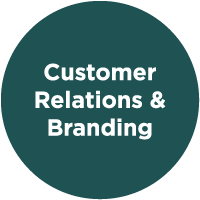 Customer Relations & Branding